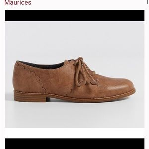Maurice's Oxford shoes